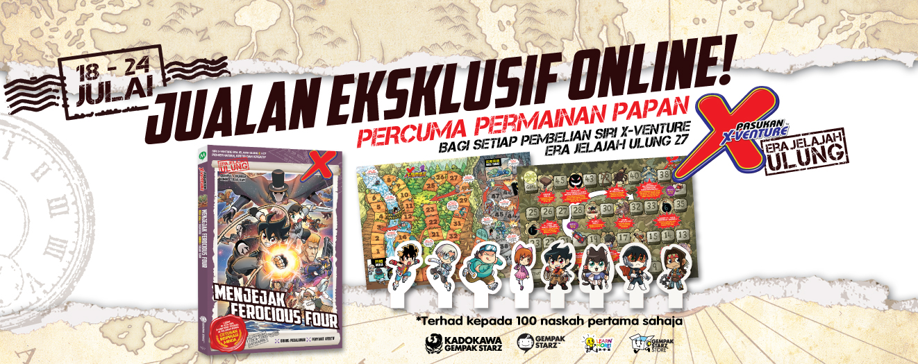 Online Exclusive (Golden Age H27 (Malay))