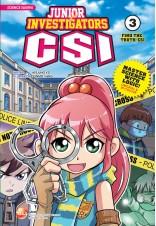 Junior Investigators CSI 03