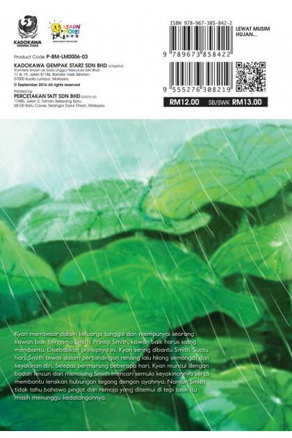 Siri Citra Kasih 03: Lewat Musim Hujan