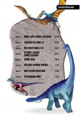 Siri X-VENTURE Dunia Dinosaur: Terperangkap Di Zaman Paleozoik