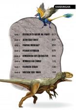 Siri X-VENTURE Dunia Dinosaur: Gahnya Raja Langit