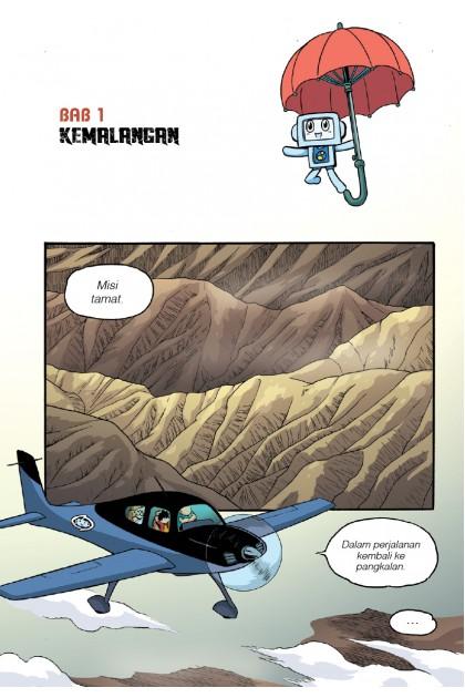 Siri X-VENTURE Eksplorasi Ekstrem 21: Lembah Berpuaka