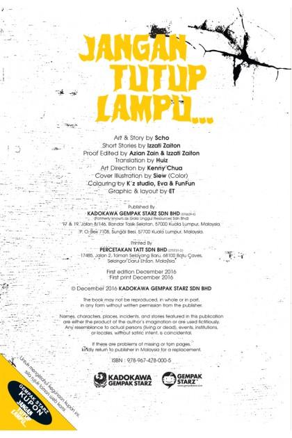 Jangan Tutup Lampu... 10: Singapura