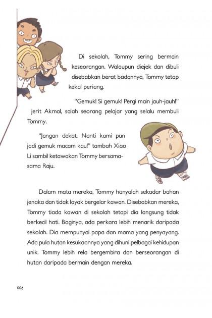 Magic Bean Junior 01: Kawanku Puntianak!