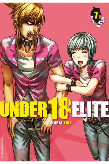 Under 18 Elite 07