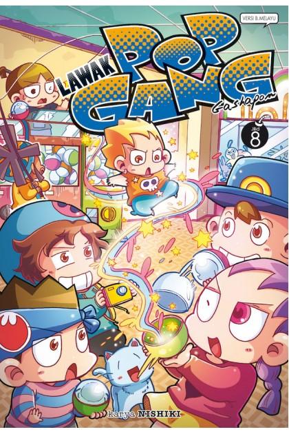 Lawak Pop Gang 08: Gashapon