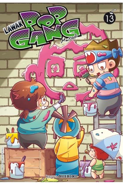Lawak Pop Gang 13: Mural