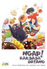 Magic Bean Junior 06: Ngap! Raksasa Datang