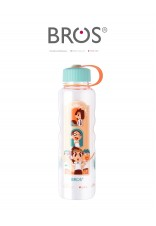 LAWAK KAMPUS CHEERS! X BROS CRYSTAL PLUS+1000 ML