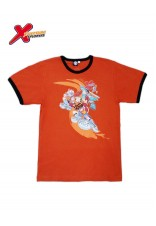 T-SHIRT X-VENTURE TEAM ORANGE