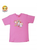 T-SHIRT CANDY FACTORY PINK