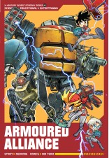 X-VENTURE Exobot Academy 02: Armoured Alliance