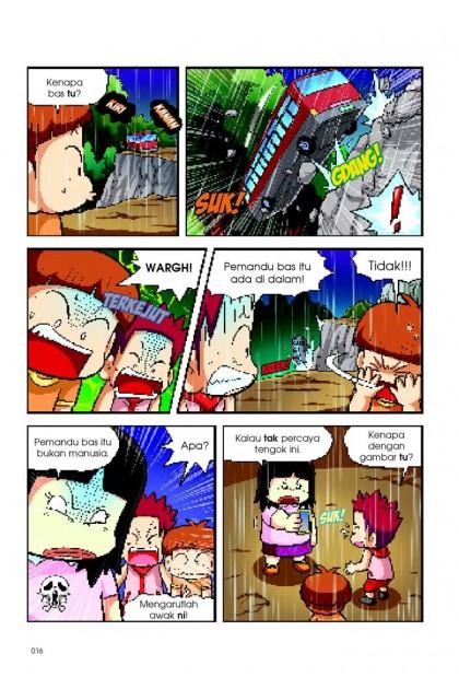 Misteri Famili Hantu 2: Mikrob