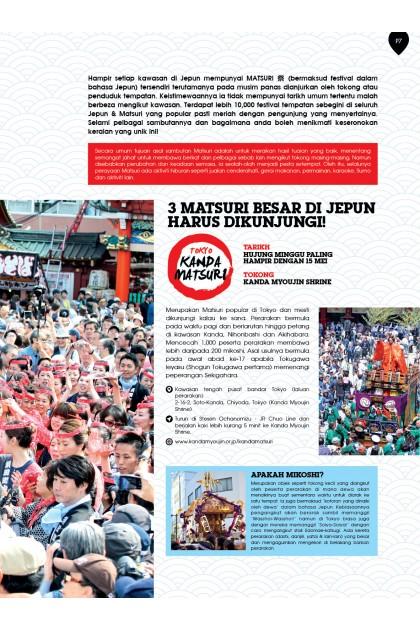 Japan Walker VOL. 02 (Bahasa Melayu)
