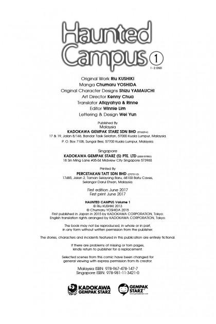 Haunted Campus 01