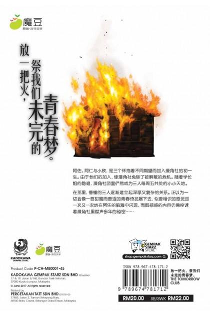 魔豆流行文学 45:放一把火,祭我们未完的青春梦。