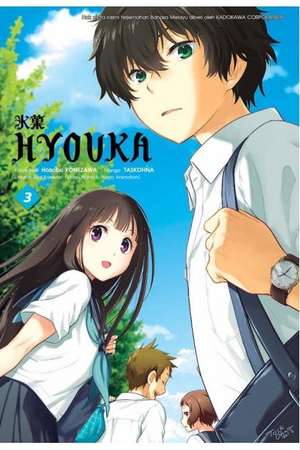 Hyouka 03 (Malay)