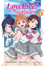 Love Live! Sunshine!! 01 (Malay)