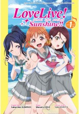 Love Live! Sunshine!! 01 (English)