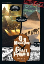 Enigma-X File: Qin Mausoleum X Great Pyramid Curious Sites