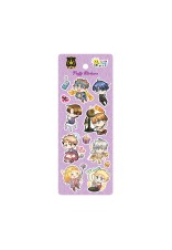 Prince Puffy Stickers