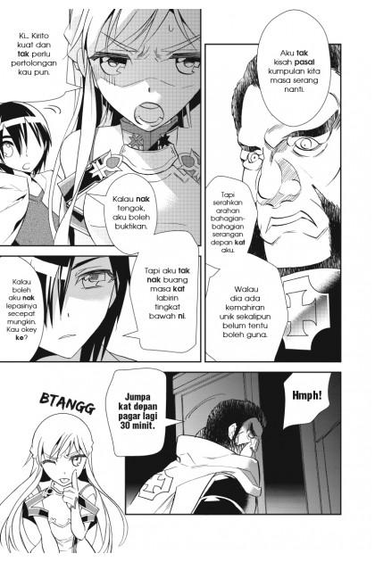Sword Art Online: Aincrad 02 (Malay)
