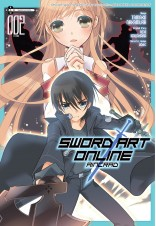 Sword Art Online: Aincrad 02 (English)
