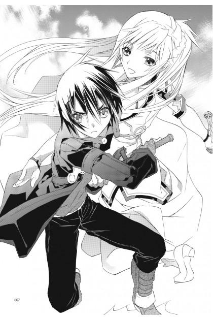 Sword Art Online: Aincrad 01 (English)
