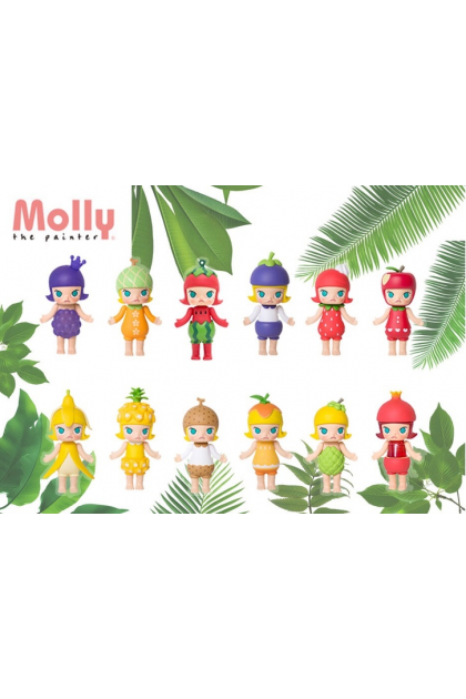 Molly Fruit Character Figure (Blind Box)