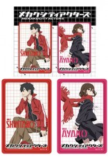 MEKAKUCITY ACTORS Card Sticker  卡貼組 D