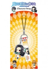 魔法科高中的劣等生 The Irregular Magic High School Keychain   角色吊飾 C