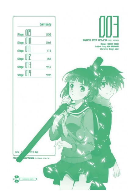 Sword Art Online: Fairy Dance 03 (Malay)