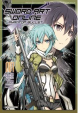 Sword Art Online: Phantom Bullet 01 (English)
