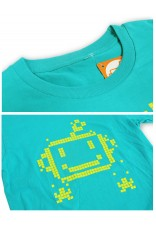 T-SHIRT - STARZ: PIXEL (GREEN)