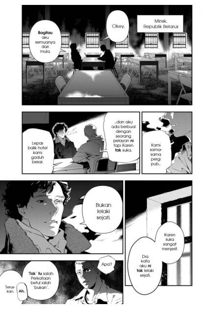 Sherlock: Permainan Agung