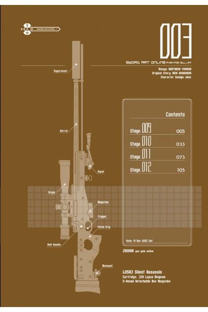 Sword Art Online: Phantom Bullet 03 (English)