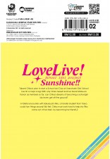Love Live! Sunshine!! 02 (English)