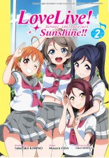 Love Live! Sunshine!! 02 (English)