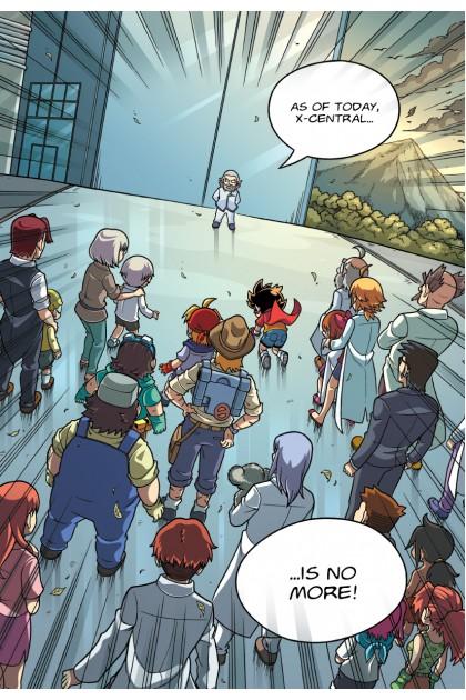 X-VENTURE Exobot Academy 01: Exobots, Gear Up!