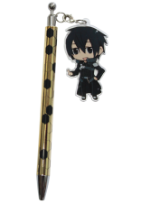 "Sword Art Online Pen with an Acrylic Charm ""Kirito"""