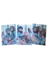 Sword Art Online abec Clear File Folder set [2]