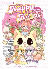 Candy Cuties Happy Hoops Topic: Friendship & Music