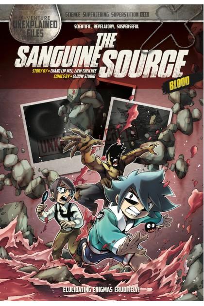 X-VENTURE Unexplained Files 11: The Sanguine Source