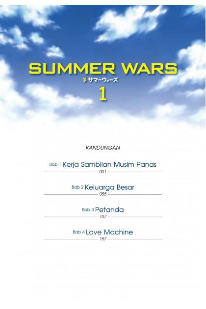 Summer Wars 01 (Malay)