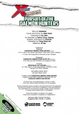 X-VENTURE The Golden Age of Adventures Series 19: Pursuit of the Daemon Hunters
