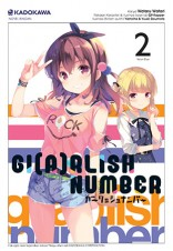 GI(A)RLISH NUMBER 02 (Novel)