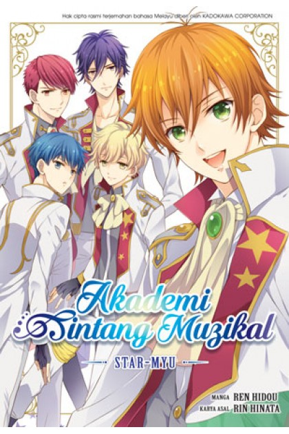 Akademi Bintang Muzikal: Star-Myu