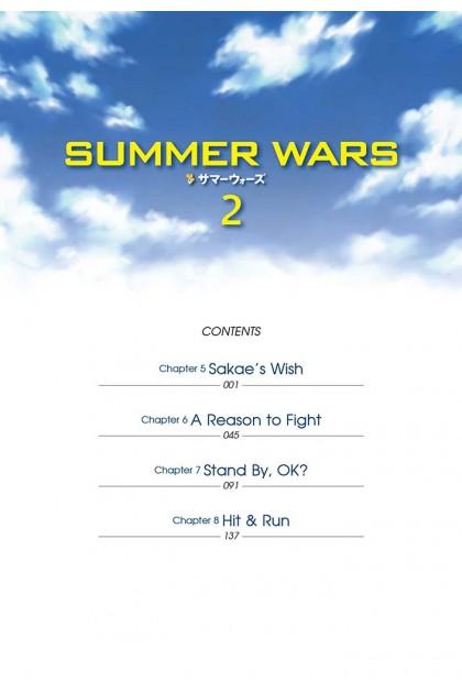 Summer Wars 02 (English)