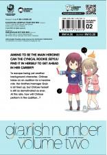 Gi(a)rlish Number 02 (English)