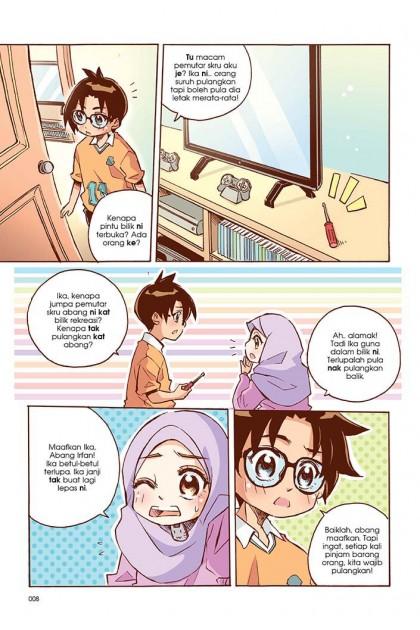 Kisah Zulaikha 05